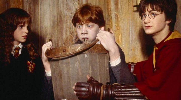 J.K. Rowling desvela magos caca hogwarts