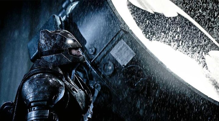 Ben Affleck como Batman