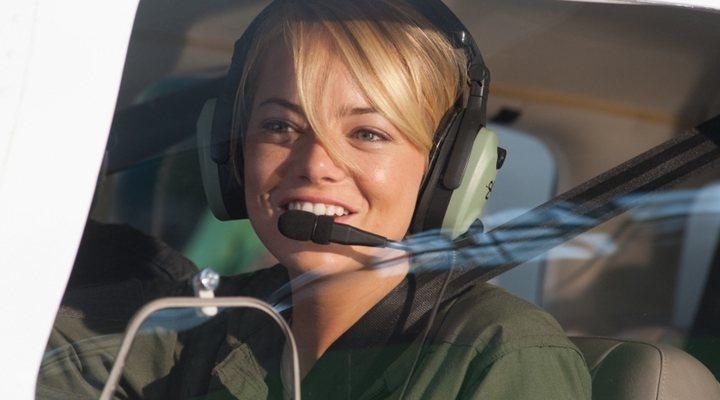 Emma Stone pide perdón Globos de Oro