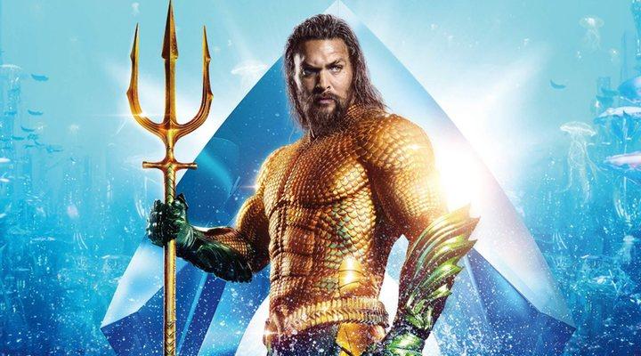 Aquaman cameos Liga de la Justicia