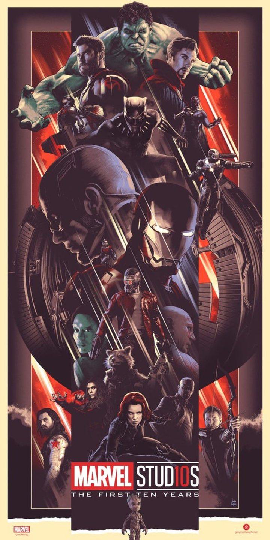 Marvel Lanza Posters De Heroes Y Villanos Por El Decimo Aniversario De Su Universo Cinematografico Ecartelera Lista de capitulos de nosotros los guapos temporada 4. marvel lanza posters de heroes y