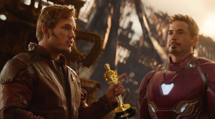 Vengadores gala Oscar 2019