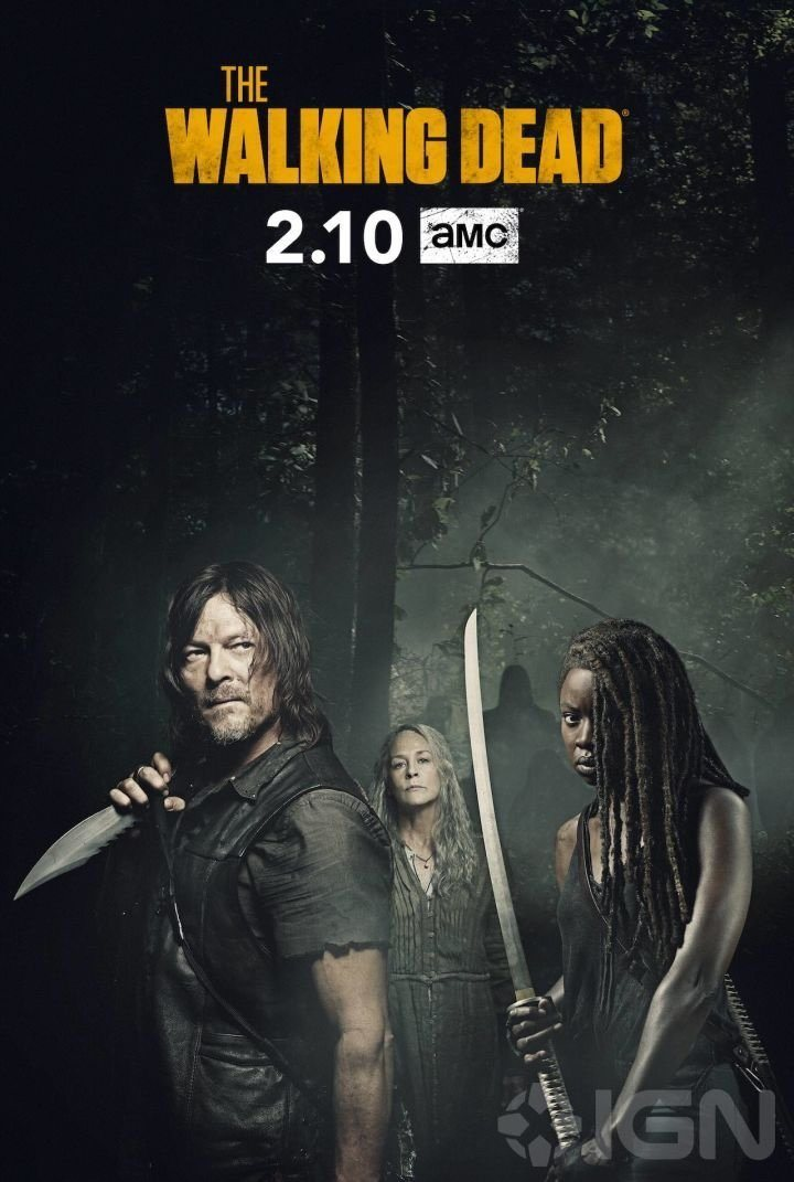 Póster 'The Walking Dead'
