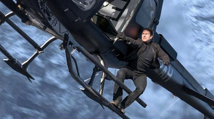 Tom Cruise Misión Imposible 7 y 8