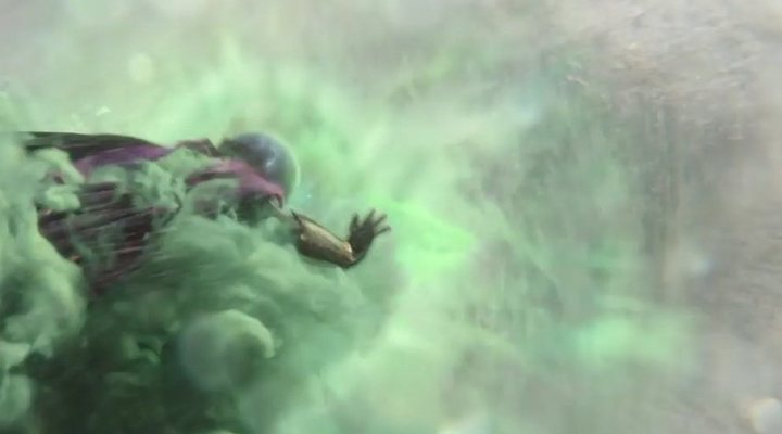 Jake Gyllenhaal como Mysterio