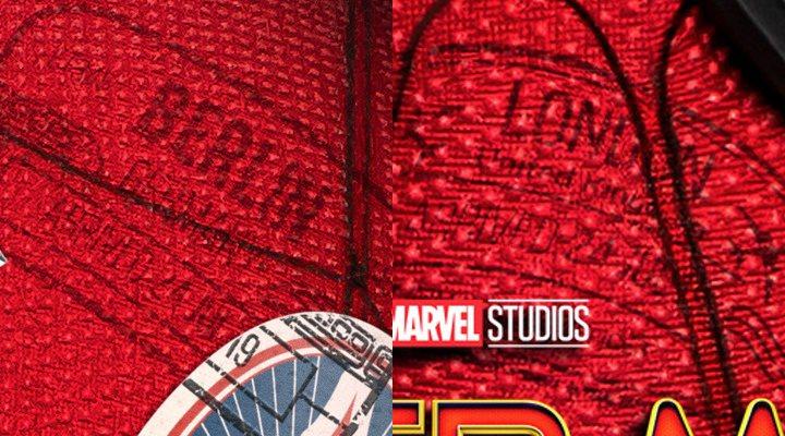Poster de 'Spider-Man: Lejos de casa'