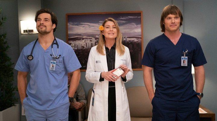 Temporada 15 de 'Anatomía de Grey'