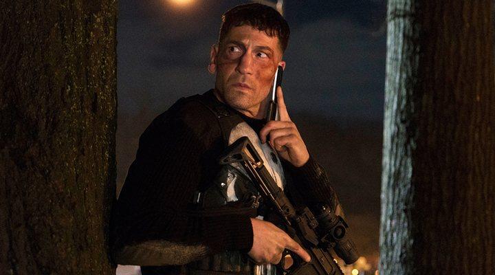 Jon Bernthal accidente rodaje Punisher