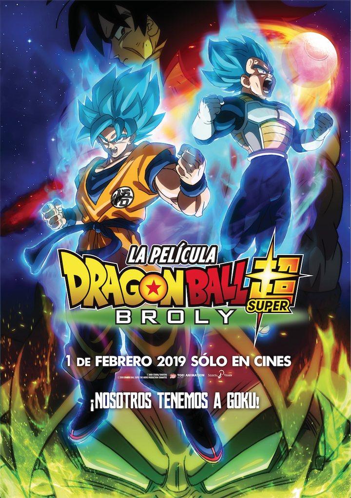 'Dragon Ball Super: Broly'