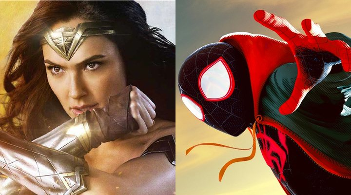 Wonder Woman y Spider-Man: Un nuevo universo