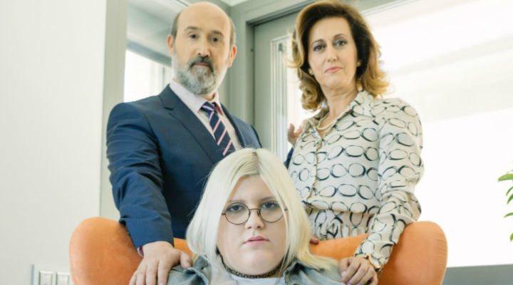 La familia Carrasco