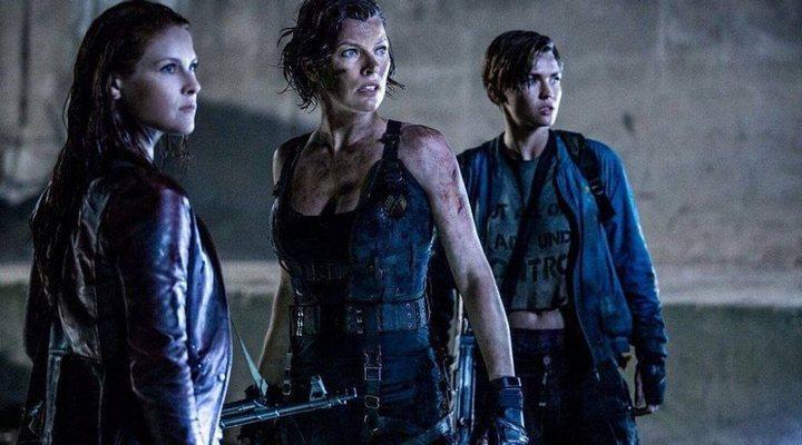 Reboot Netflix Resident Evil