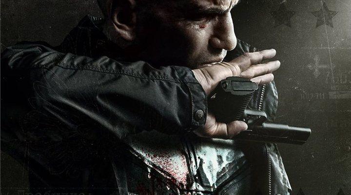 Serie Punisher pierde audiencia Netflix