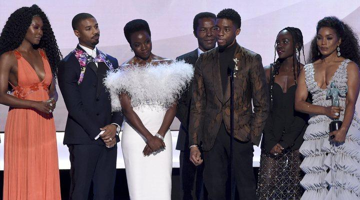 'Black Panther', mejor reparto en los SAG Awards 2019