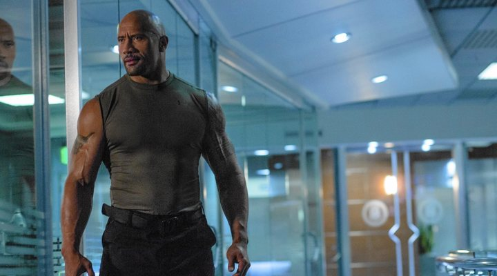 The Rock Fast Furious 9