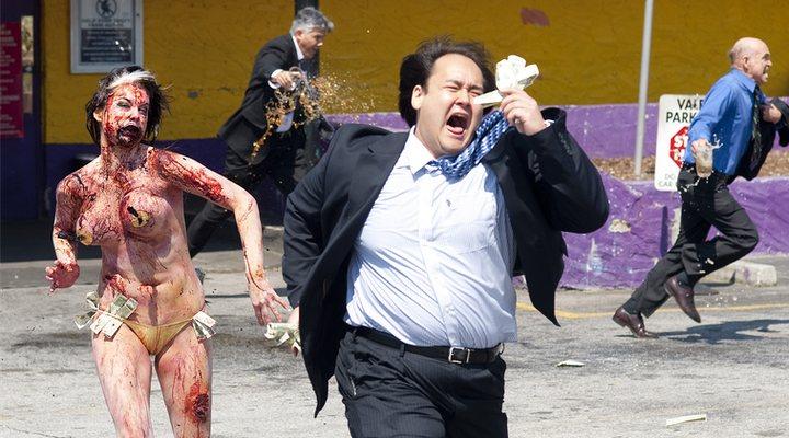 Bienvenidos a Zombieland