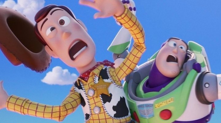 Toy Story 4   Tom Hanks se despide de Woody con esta emotiva foto ... f0cb89bd592