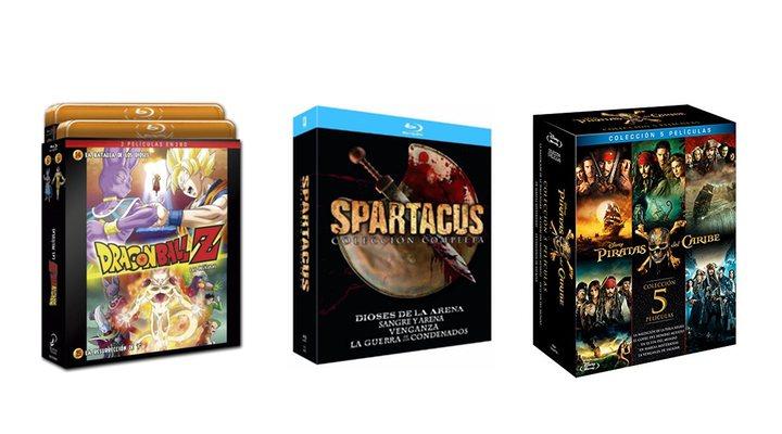 Ofertas DVD Blu-Ray