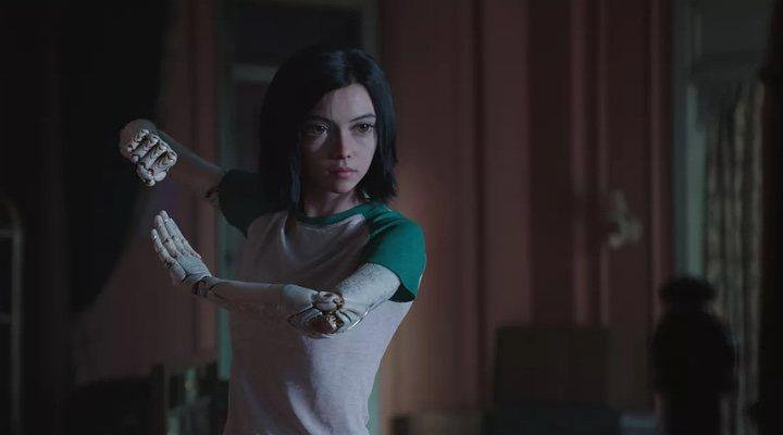 'Alita: Ángel de combate'