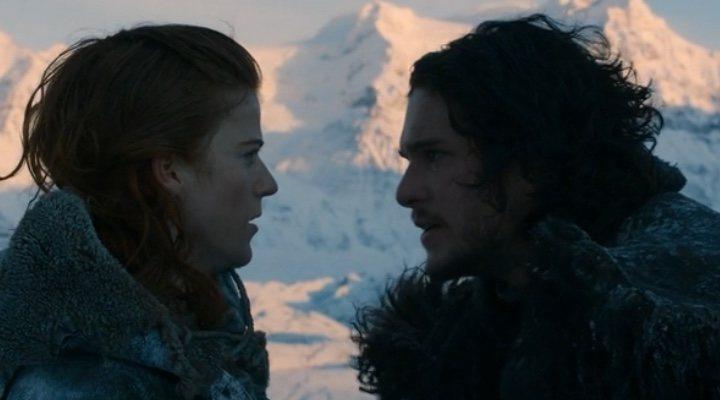 'Ygritte y Jon'
