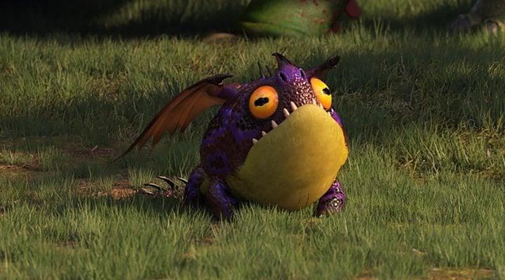 'Como entrenar a tu dragón 3'