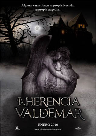 Ya queda menos para el estreno de 'La herencia de Valdemar'