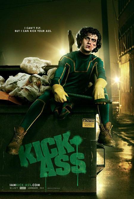Primer avance de 'Kick-Ass'