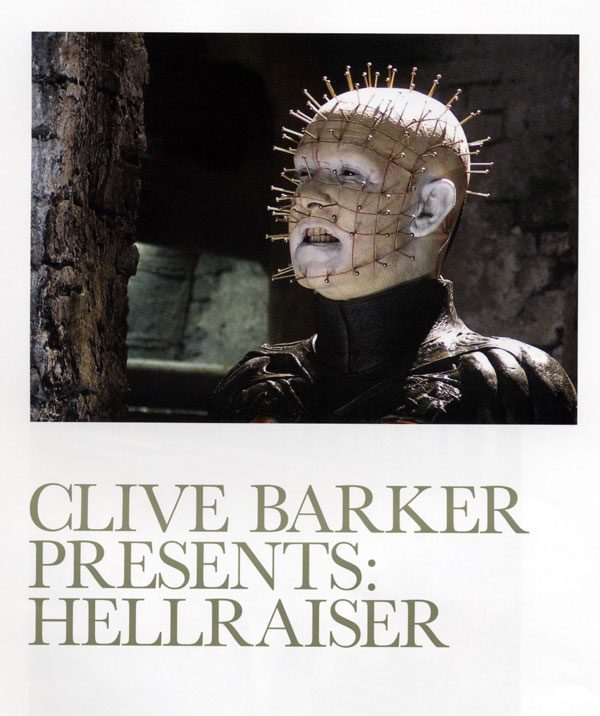 Sinopsis y primera imagen promocional de 'Hellraiser'