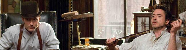 Nuevo avance de 'Sherlock Holmes'