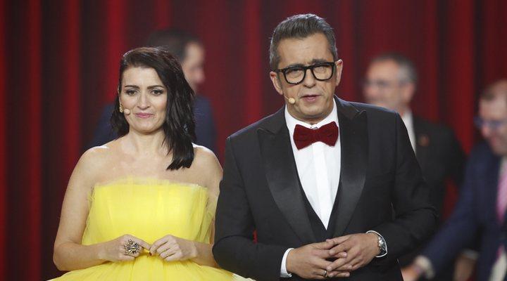 Presentadores de los Goya 2019