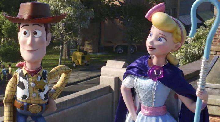 Toy Story 4   Tráiler de la Super Bowl con Woody 087774331f9
