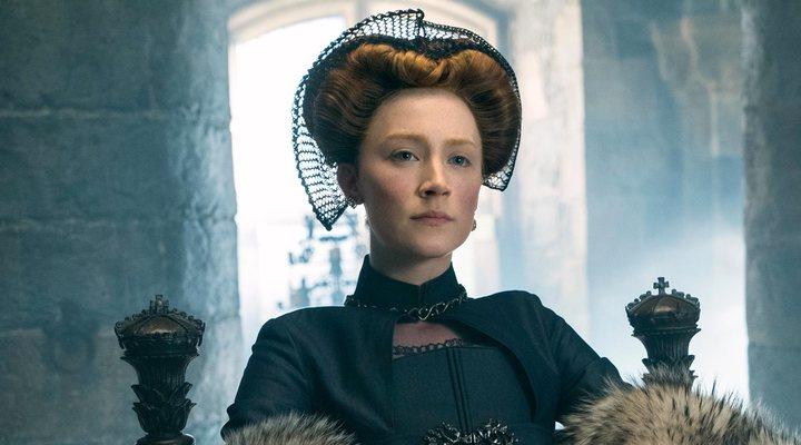'María Reina de Escocia'