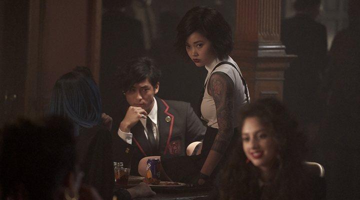 Lana Condor en 'Clase letal (Deadly Class)'