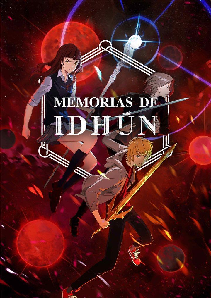 'Memorias de Idhun'