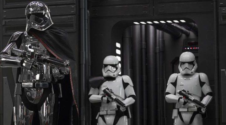 'Star Wars: Episodio Viii', Oscar Isaac como Poe Dameron.