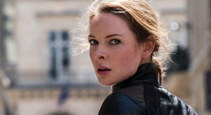 Rebecca Ferguson en 'Misión Imposible: Fallout'