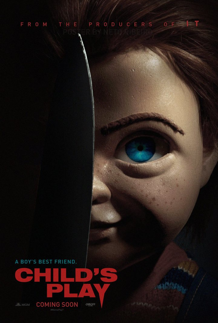 Póster 'Child's Play'