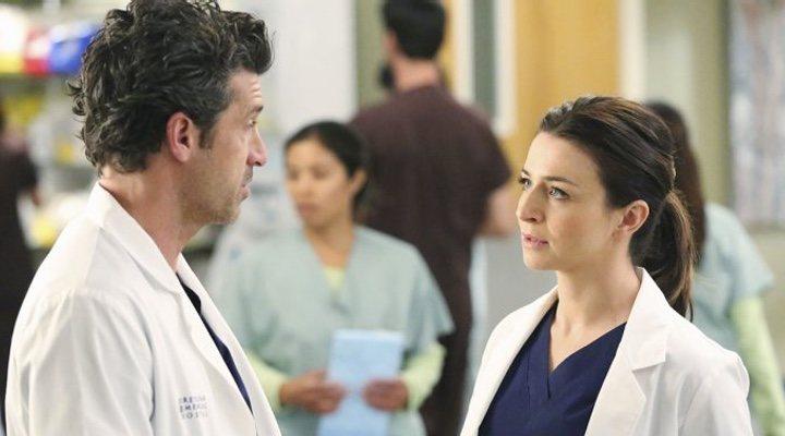 Derek Shepherd y Amelia Shepherd