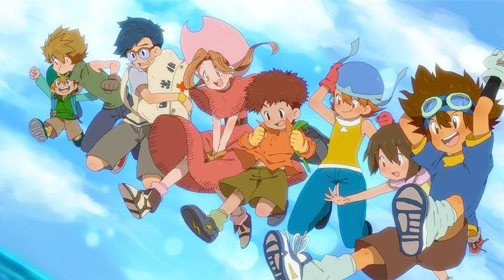 'Digimon Adventure'