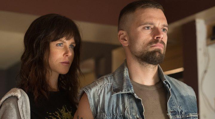Nicole Kidman y Sebastian Stan en 'Destroyer'
