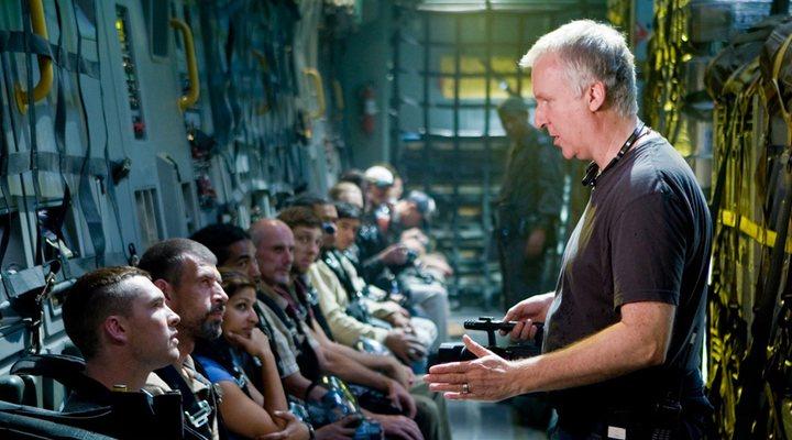 James Cameron en 'Avatar'