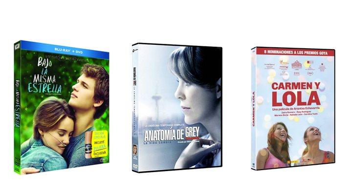 Ofertas DVD y Blu-Ray San Valentín
