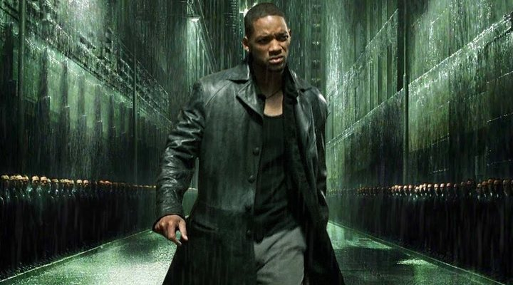 Will Smith en 'Matrix'