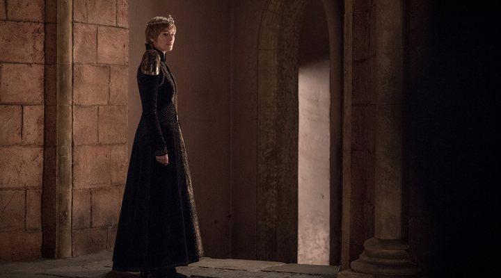 Cersei en la octava temporada de 'Juego de Tronos'