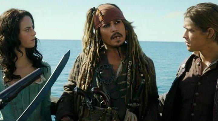 'Piratas del Caribe'