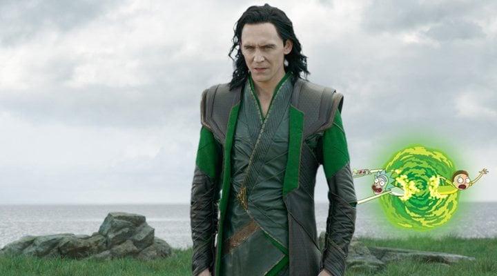 Serie Loki Disney+ guionista Rick y Morty