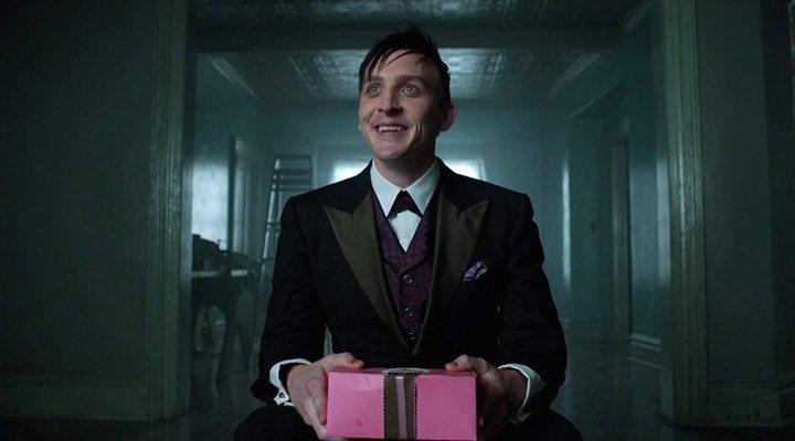 Robin Taylor como el Pingüino en 'Gotham'