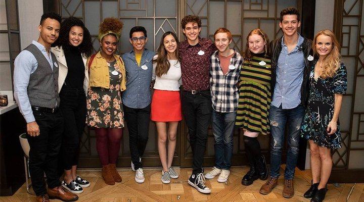 Nuevo reparto de 'High School Musical'