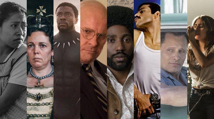 Nominadas al Oscar a la Mejor Película