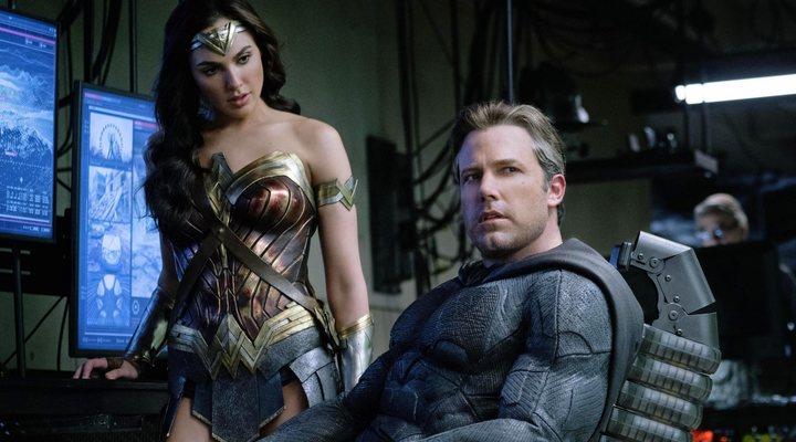 Batman y Wonder Woman